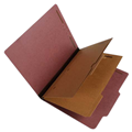 Classification Folder Top Tab  2031 Series Letter Size Pocketed  Inner Panels (2)