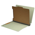 Classification Folder End Tab  2036 Series Letter Size 1 Inner Panel