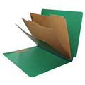 Classification Folder End Tab  2059 Series Letter Size Pocketed  Inner Panels (3)
