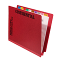Physician Credentialing Folder Unit End Tab 2250 Series