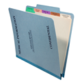 Employee Medical  File 2260 Series Top Tab