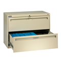 "Two Drawer  Lateral File - 30"" Inch Width 4020 Series"