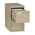 Vertical File  2 Drawer Cabinet 4022 Series