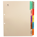 Employee Medical Information Divider Set