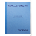 Employee Medical Information Build-a-Folder 7282 Series