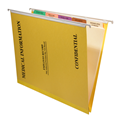 Employee Medical File 7560 Series Hanging