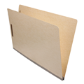Correctional Inmate Folder,  Legal Size Maple Pressboard