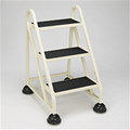 File Room Three Step Aluminum Ladder