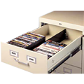 Card and Multimedia Cabinet  Center Partition 4028 Series