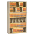Stack Shelving Units, Letter Size  36 Inch 4060 Series