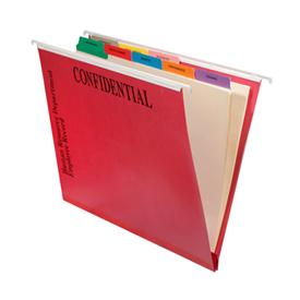 Human Resource Hanging Folder Unit 7650 Series