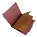 Classification Folder Top Tab Pocketed Inner Panels