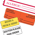 Healthcare / Medical Labels and Tapes