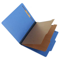Classification Folder Top Tab  2022 Series Letter Size  2 Inner Panels