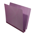 Color End Tab Folders with Expansion 14 Pt.  2042 Series