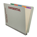 Human Resource End Tab Folder Unit 3650 Series