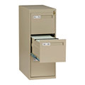 Vertical File 3 Drawer Cabinet 4022 Series