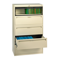"Five Drawer  Lateral File - 30"" Inch Width 4020 Series"