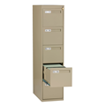 Vertical File 5 Drawer Cabinet 4022 Series