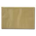 "Economy Poly Self Adhesive Pocket 9 1/2"" x 6"""