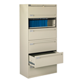 "Six Drawer  Lateral File - 36"" Inch Width 4020 Series"