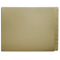 15pt Manila Folder w/ Full Endtab