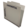 Physician Credentialing Top Tab Folder  7570 Series (Build a Folder)