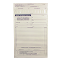 Plastic Patient Valuables Envelope