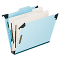 Classification Folder Hanging Letter Size 2 Panels